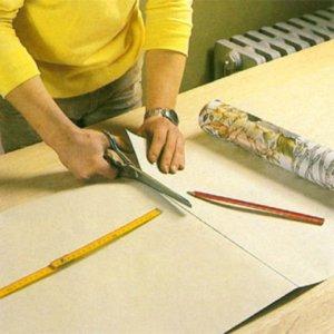Ciseaux à papier